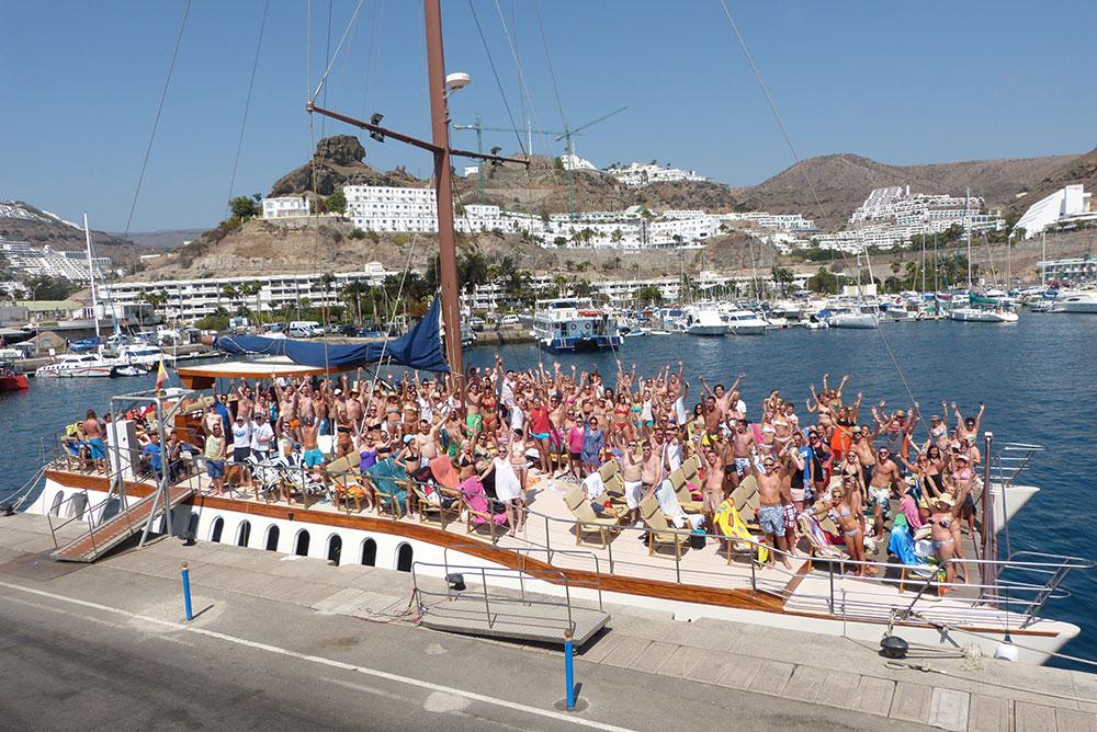 MTV Boat Party Gran Canaria